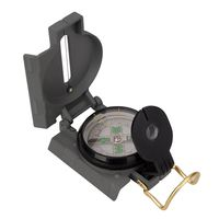 Компас AceCamp Military Compass 80 Х 60 Мм, 3103