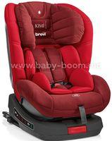 Brevi Автокресло Kimi Isofix 233 гр. 0+/1/2 (0-25 кг.) красный