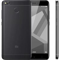 "5.0"" Xiaomi RedMi 4X 16GB Mate Black 2GB RAM, Qualcomm Snapdragon 435 Octa-core 1.4GHz, Adreno 505, DualSIM, 5"" 720x1280 IPS 296 ppi, microSD, 13MP/5MP, LED flash, 4100mAh, FM, WiFi, BT4.2, LTE, Android 6.0.1 (MIUI8), Infrared port, Fingerprint"