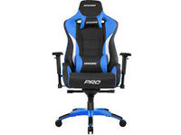Игровое кресло AKRacing Master Pro AK-PRO-BL Blue,