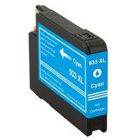 Картридж струйный HP №933XL (CN054AE) Cyan
