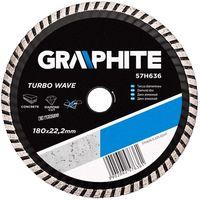 Disc de tăiere Graphite 57H636