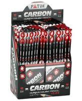 Pensan Карандаш чернографит. FATIH Carbon HB, 144 штук, дисплей