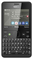 Nokia Asha 210 2 SIM (DUAL) Black