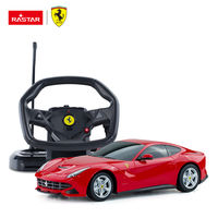 Rastar Ferrari F12 1:18 with steering wheel controller