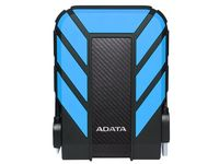 """1.0TB (USB3.1) 2.5"""" ADATA HD710 Pro Water/Dustproof External Hard Drive, Blue (AHD710P-1TU31-CBL)"""