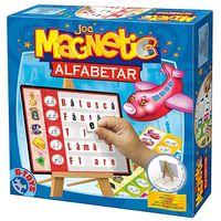 D-Toys Магнитная игра алфавет с доской