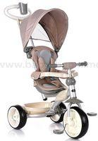 Chipolino Трицикл Denver TRKDE0161BE бежевый