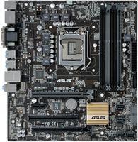 ASUS S1151  B150M-C, чёрный
