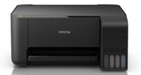 Epson L3150 Copier/Printer/Scanner, A4, Wi-Fi, Wi-Fi Direct, Printer resolution 5760x1440 DPI, Scanner resolution 1200x2400DPI, USB type B
