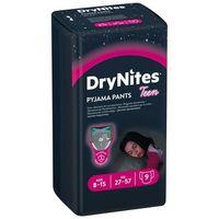 Трусики ночные при недержании Huggies DryNites GIRL (8-15 лет) 9 шт