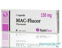 Mac-Flucor caps.150 mg N1