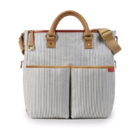 Skip Hop сумка для родителей Duo French Stripe