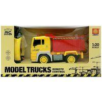"""1:20 Машина с радиоуправлением """"Construction Truck""""  (свет / звук)"""