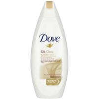 Dove гель-крем для душа Silk Glow, 750мл
