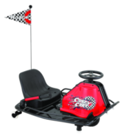 Электро карт Razor Ride-On Crazy Cart (MC1), Black