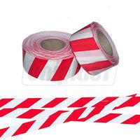cumpără Banda avertizare rosu-alb  (60mm x 110m) în Chișinău