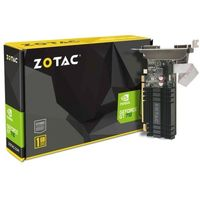 ZOTAC GT710 Zone Edition, 1GB DDR3 64bit 954/1600Mhz