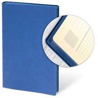 AKKLAS Ежедневник недатир. SOFT 13x21 см, 96 л, синий