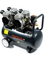 Безмасляный компрессор Vector+ (2780W) 50L