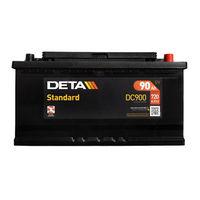 DETA DC900 Standard
