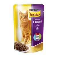 Friskies Adult (c ягнёнком подливе) 85гр