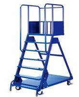 cumpără Scară platformă 1250x600x2000 mm, capacitatea 200 kg în Chișinău