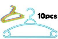 Набор вешалок пластиковых 10шт