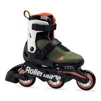 Ролики Rollerblade Kids Microblade Free 3WD, 07061900V99