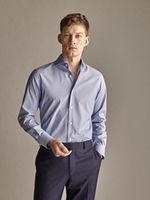 Рубашка Massimo Dutti Синий 0117/237/400
