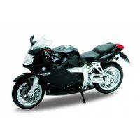 Welly Коллекционные мотоциклы Welly 1:18 на подставке 6 моделей SET 1