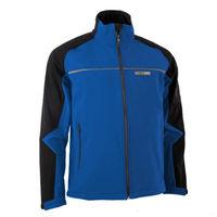 Софтшелловая куртка Professional синяя