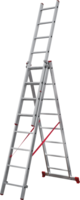 купить Трехсекционная лестница (3x10ст) - 2230310 в Кишинёве