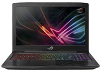 "ASUS Rog Strix 15.6"" GL503VD (Core i7-7700HQ 128Gb+1Tb Win 10), Black"