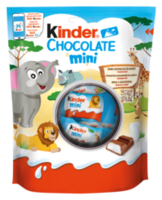 Kinder Chocolate Mini, 120 gr.