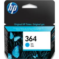 Картридж струйный HP №364 (CB318EE) Cyan Original