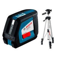 Лазерный уровень Bosch GLL 2-50 + BS150