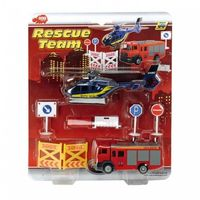 Dickie авто набор Rescue Team, 12/20 cm