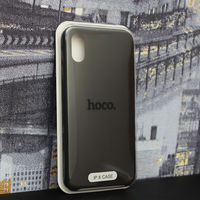 Hoco Pure Series  Iphone X , Black