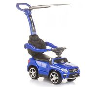 Машинка с ручкой Chipolino MERCEDES AMG  blue