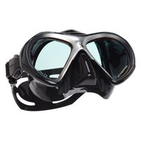 Маска для дайвинга Scubapro Spectra mask mirrored lense black/silver 24.847.140