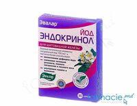 Endocrinol cu iod caps N30 Evalar