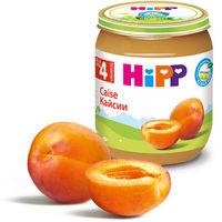 Hipp пюре абрикос 4+мес. 125г
