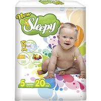 Подгузники New Sleepy Eco 5 Junior