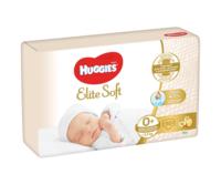 Подгузники Huggies Elite Soft 0+  (<3,5 kg), 50 шт.