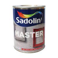 Sadolin Краска Master 90 BW Глянцевая 1л