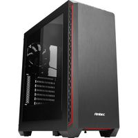 Case ATX Antec P7 Window Red