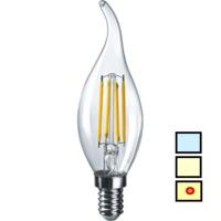 (F) Led  лампа (4Wt) NLL-F-FC35-4-230-2.7K-E14(Professional)