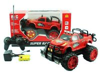 Машина Р/У 1:16 Jeep со светом, 4 функции, зарядка
