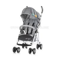 Chippolino коляска Ergo LKEG01804AS серый